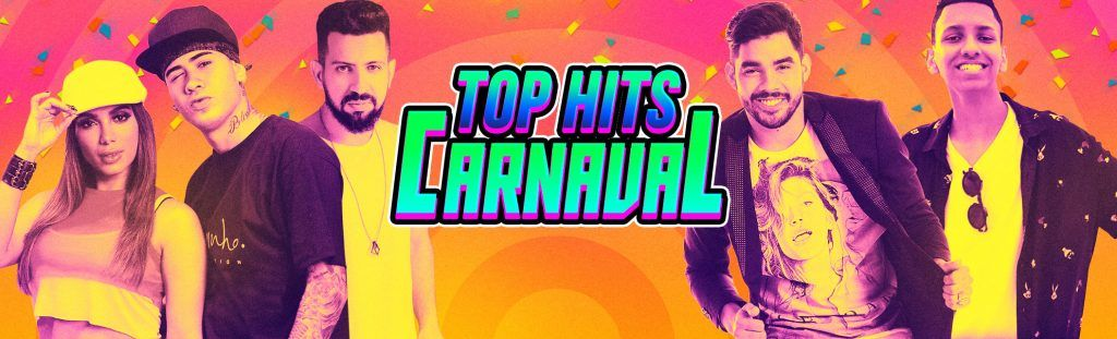 Playlist top hits do Carnaval