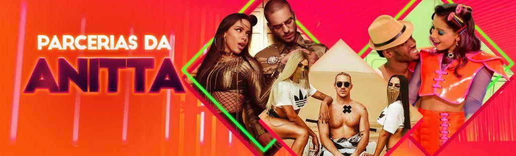 Playlist: Parcerias da Anitta