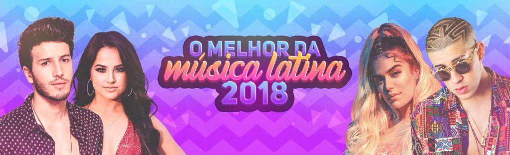 Playlist: o melhor da música latina de 2018