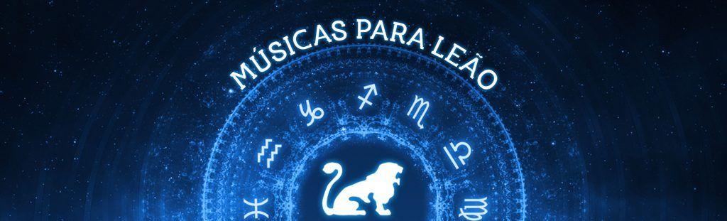 Músicas para Leão