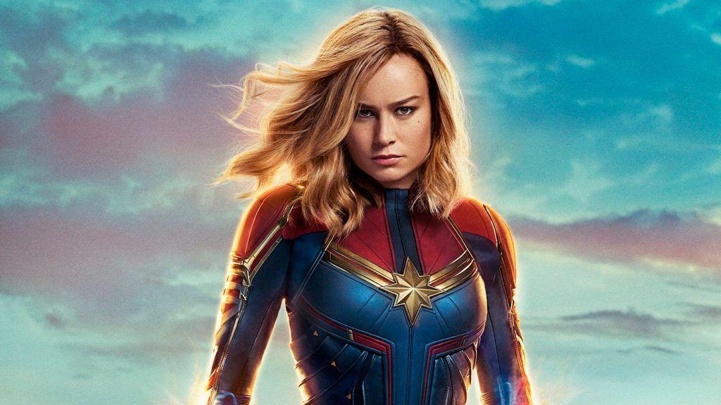 Filme Capitã Marvel