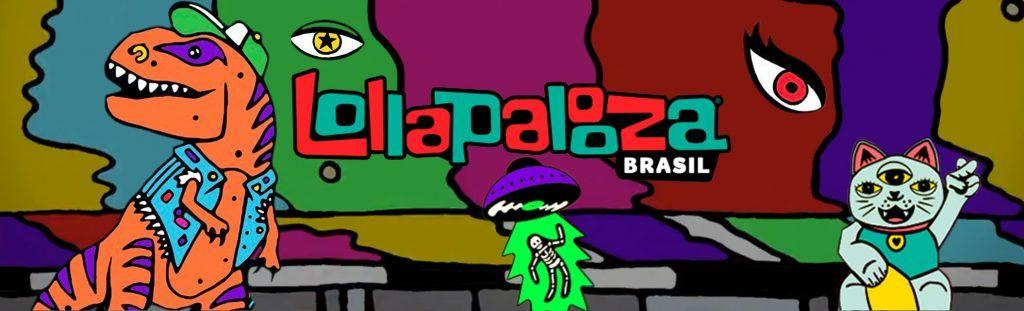 Playlist Line Up Lollapalooza Brasil