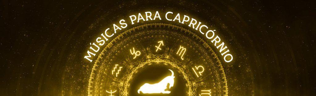 Músicas para Capricórnio