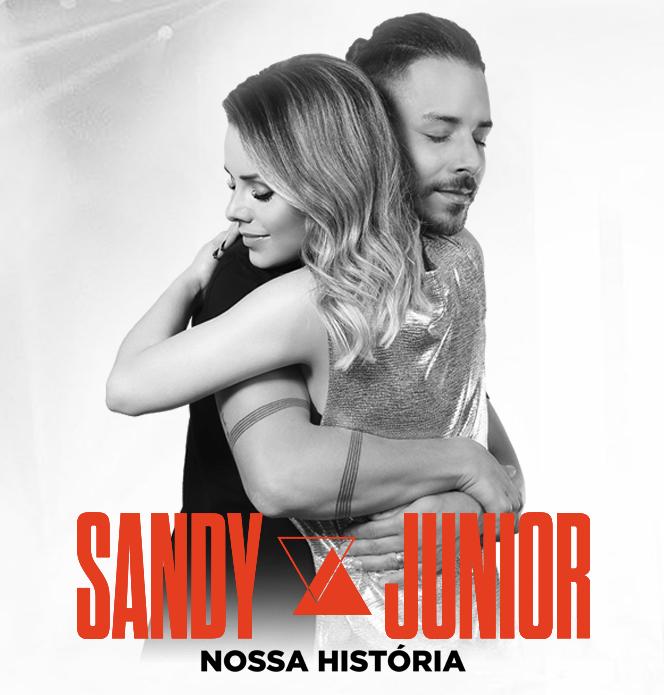 Turnê Nossa História, de Sandy & Junior