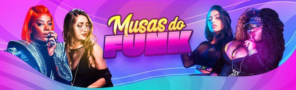 Seleção musas do funk