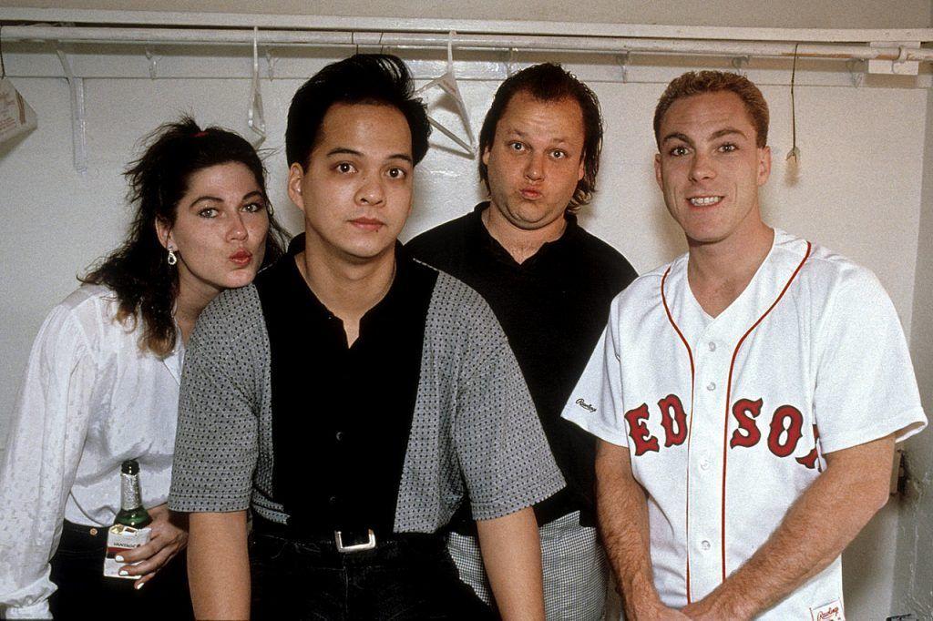 Pixies, banda de indie rock dos anos 80