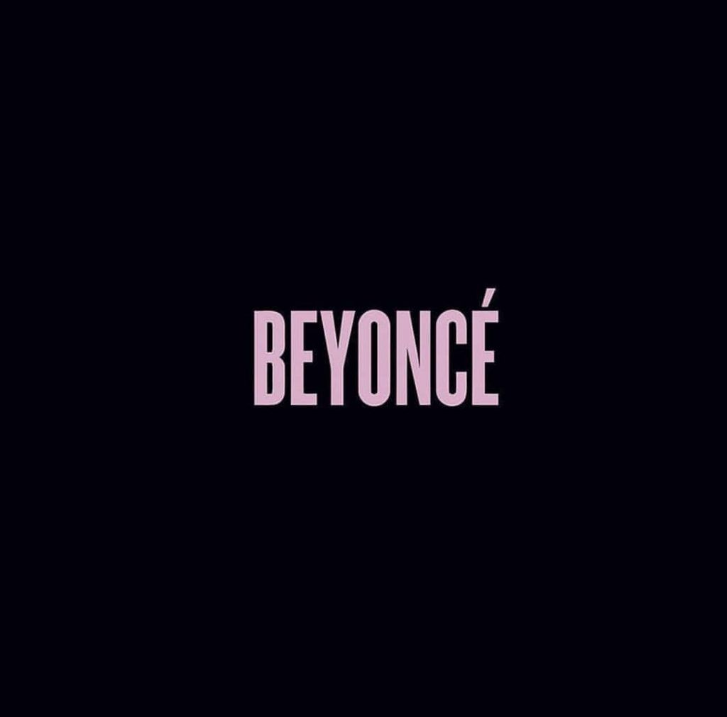 "Capa do álbum ""Beyoncé"""