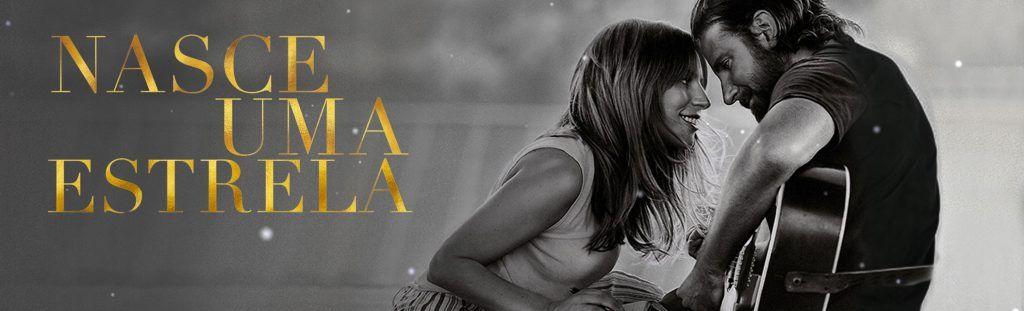 """Banner para a playlist da trilha sonora do filme """"Nasce Uma Estrela"""""""