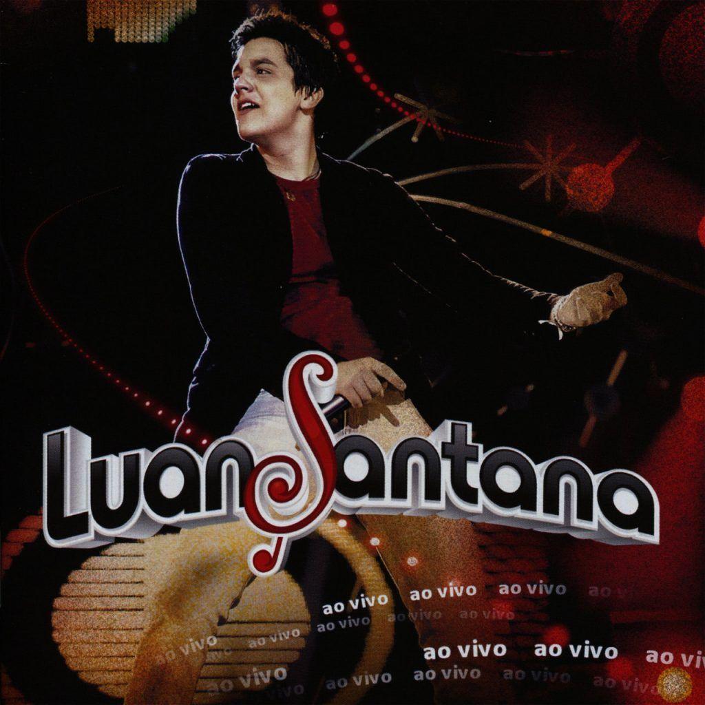 Capa do álbum Luan Santana Ao vivo