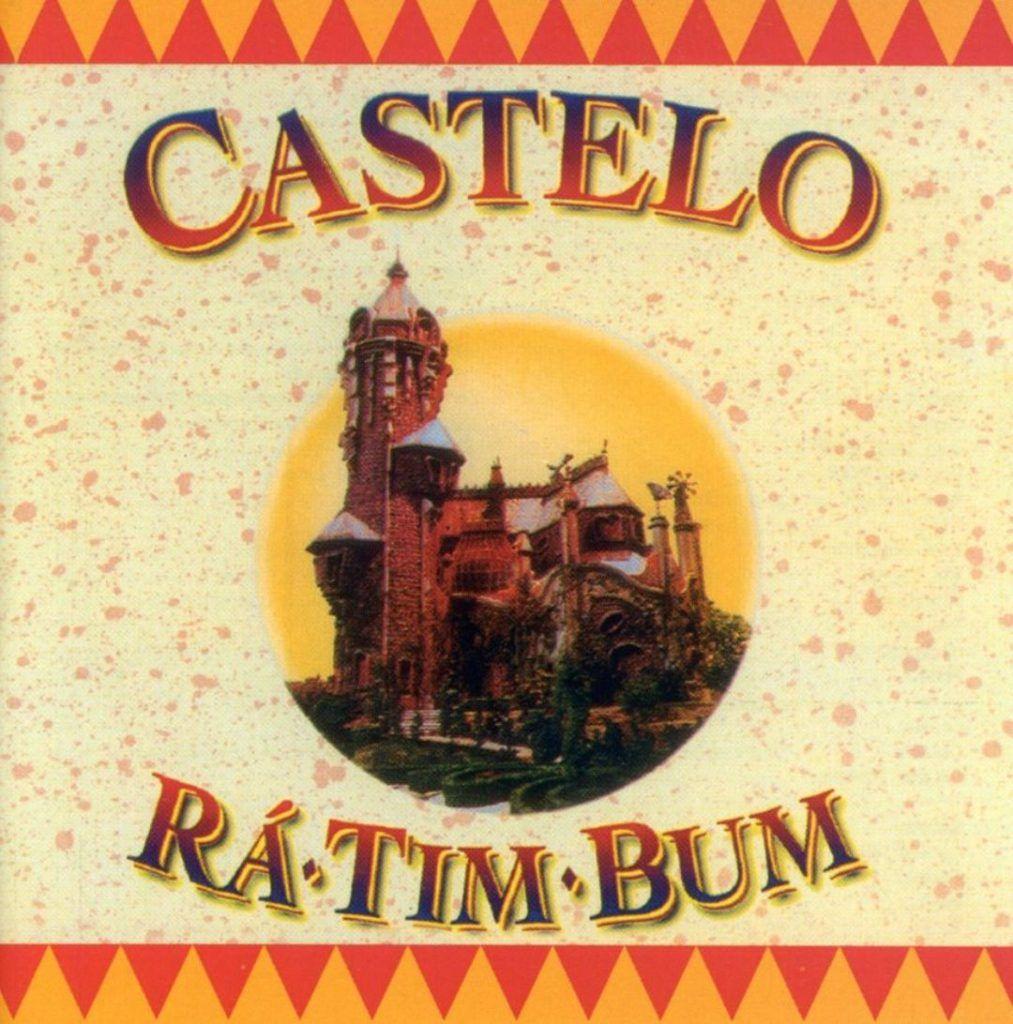CD com a trilha sonora do Castelo Rá-Tim-Bum