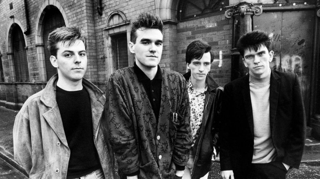 The Smiths, banda indie