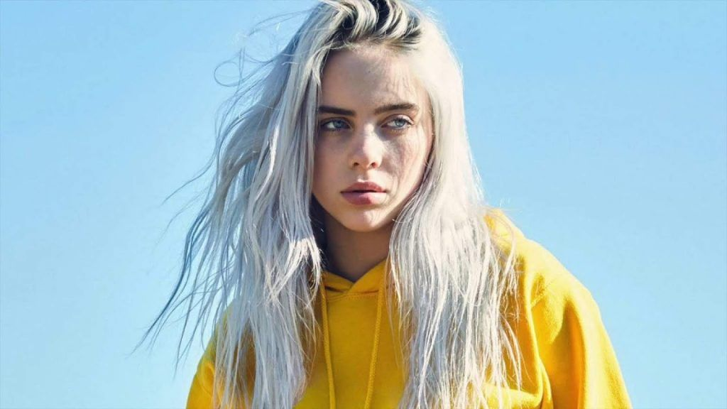 Billie Eilish, cantora indie