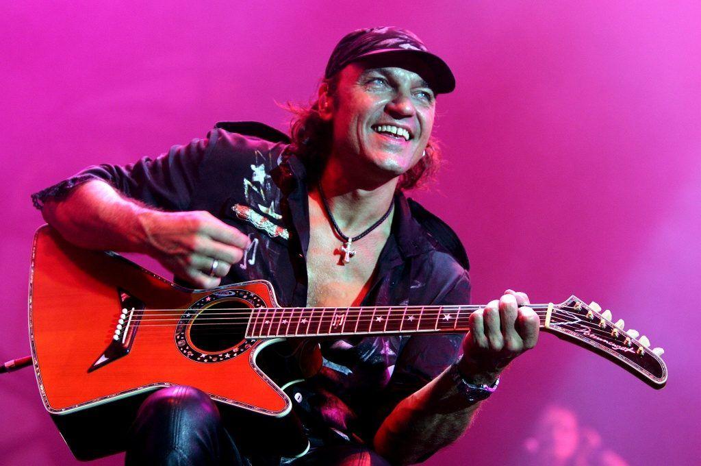 Matthias Jabs, guitarrista da banda Scorpions