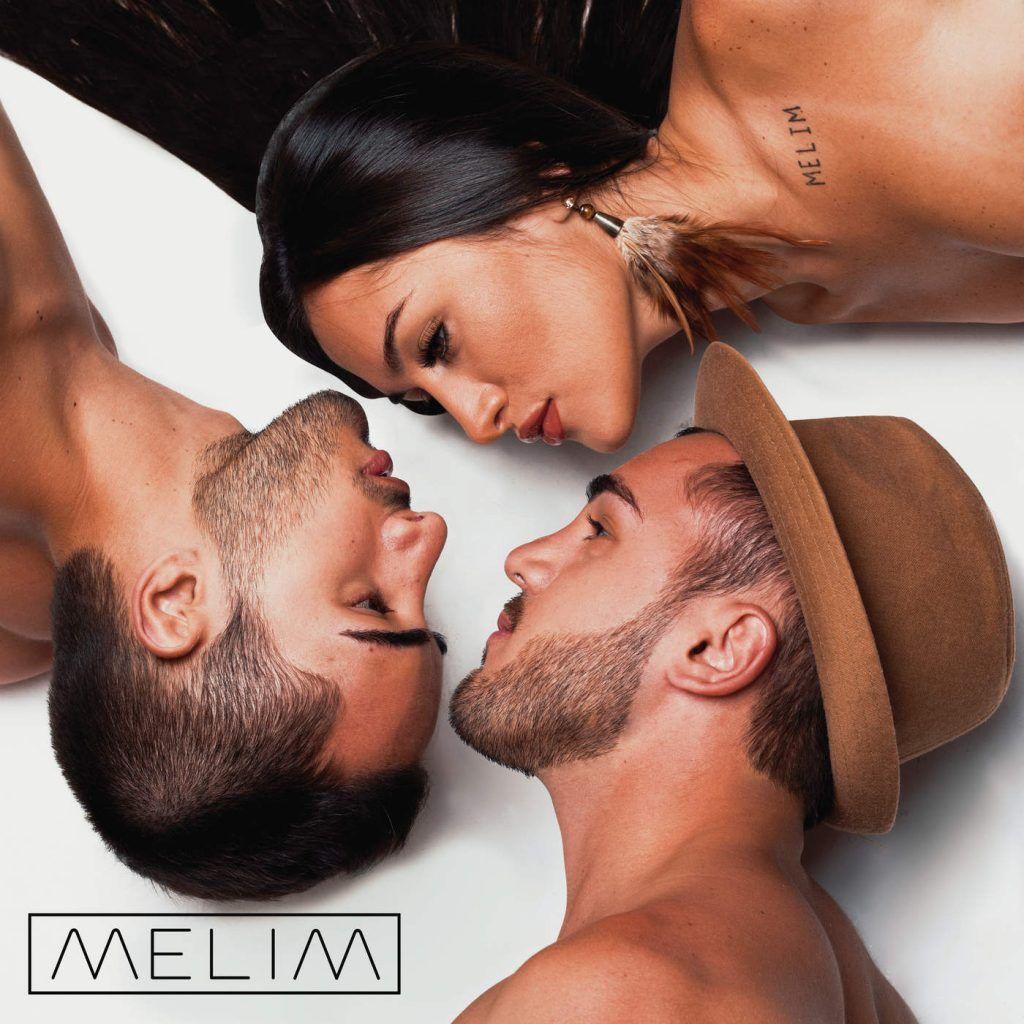 """Capa do EP """"Melim"""""""