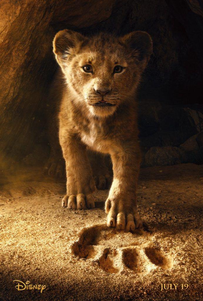 """Imagem oficial do remake de """"O Rei Leão"""""""