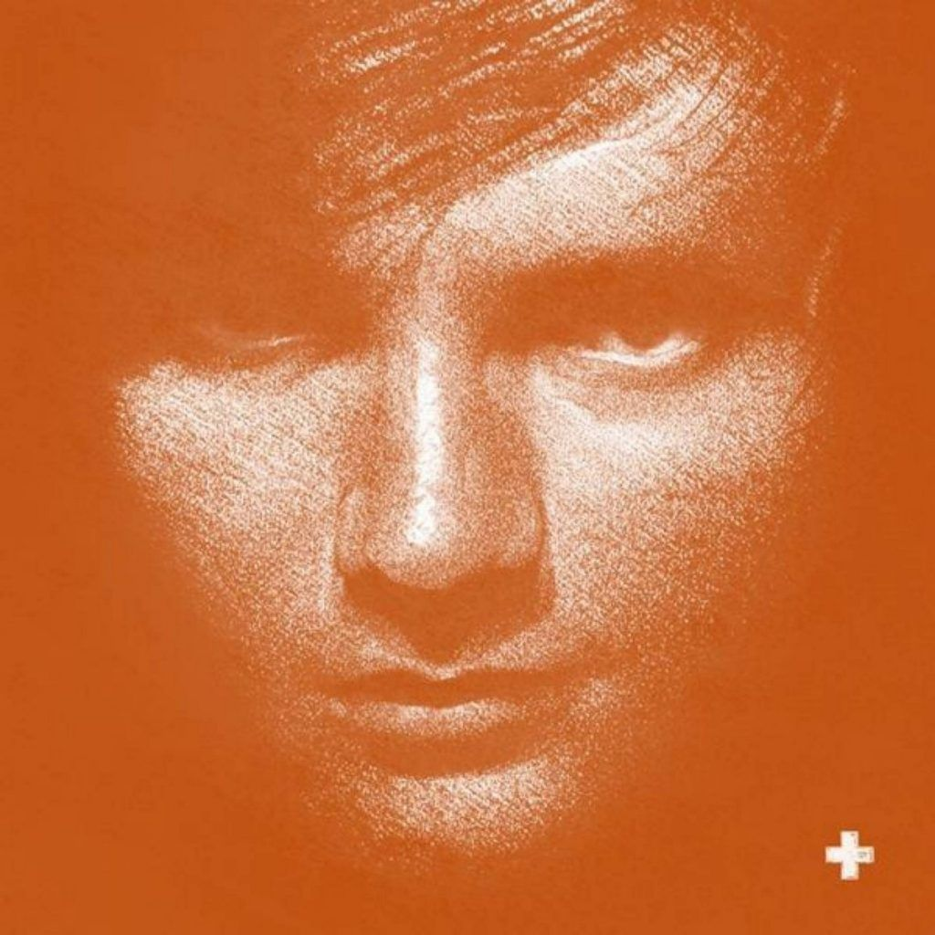 Capa do álbum +, do cantor Ed Sheeran