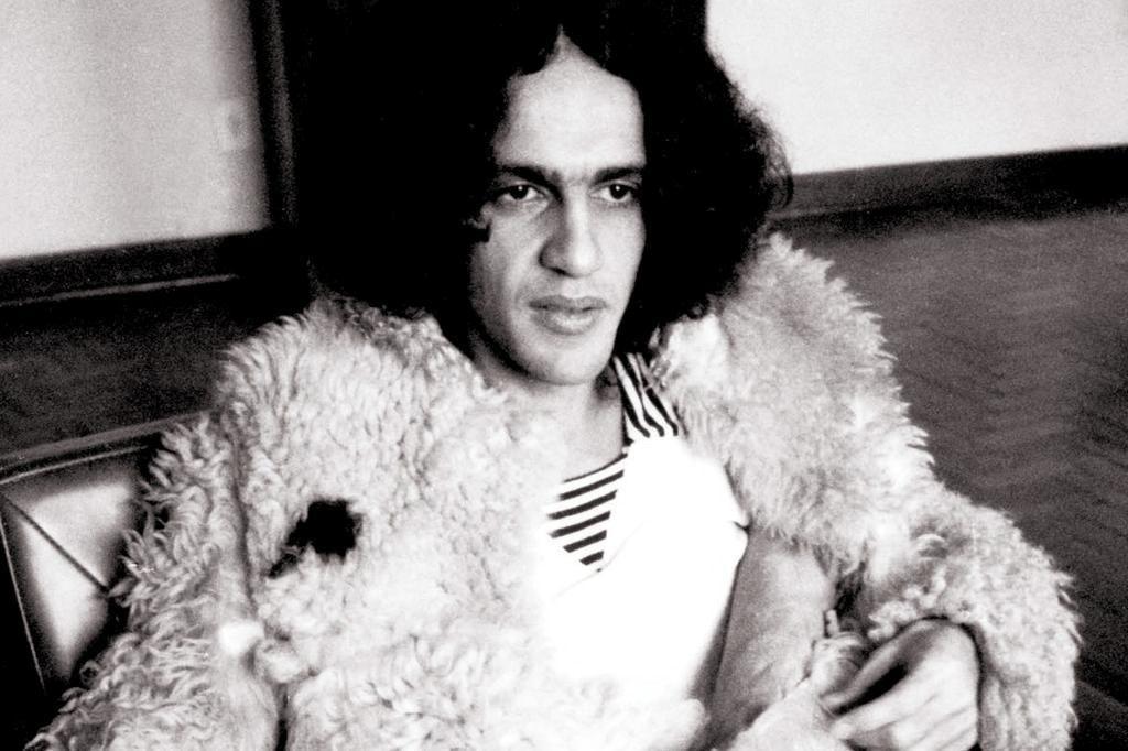 Caetano Veloso nos anos 70