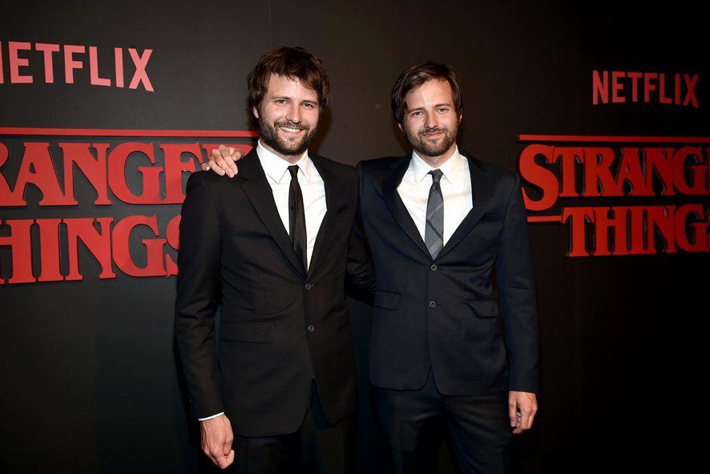 Ross e Matt Duffer, criadores de Stranger Things