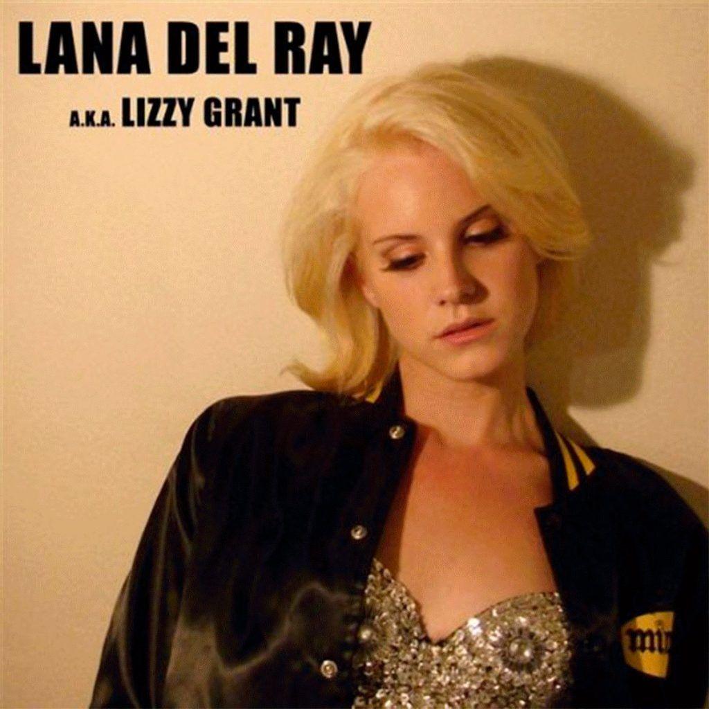 Capa do álbum Lana Del Ray, de Lizzy Grant