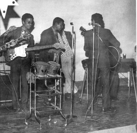 Grupo musical LSD, de Djavan