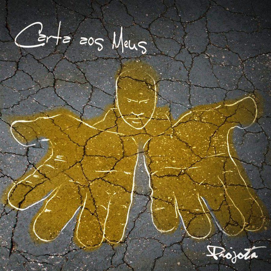 Capa de Carta Aos Meus, primeiro EP de Projota