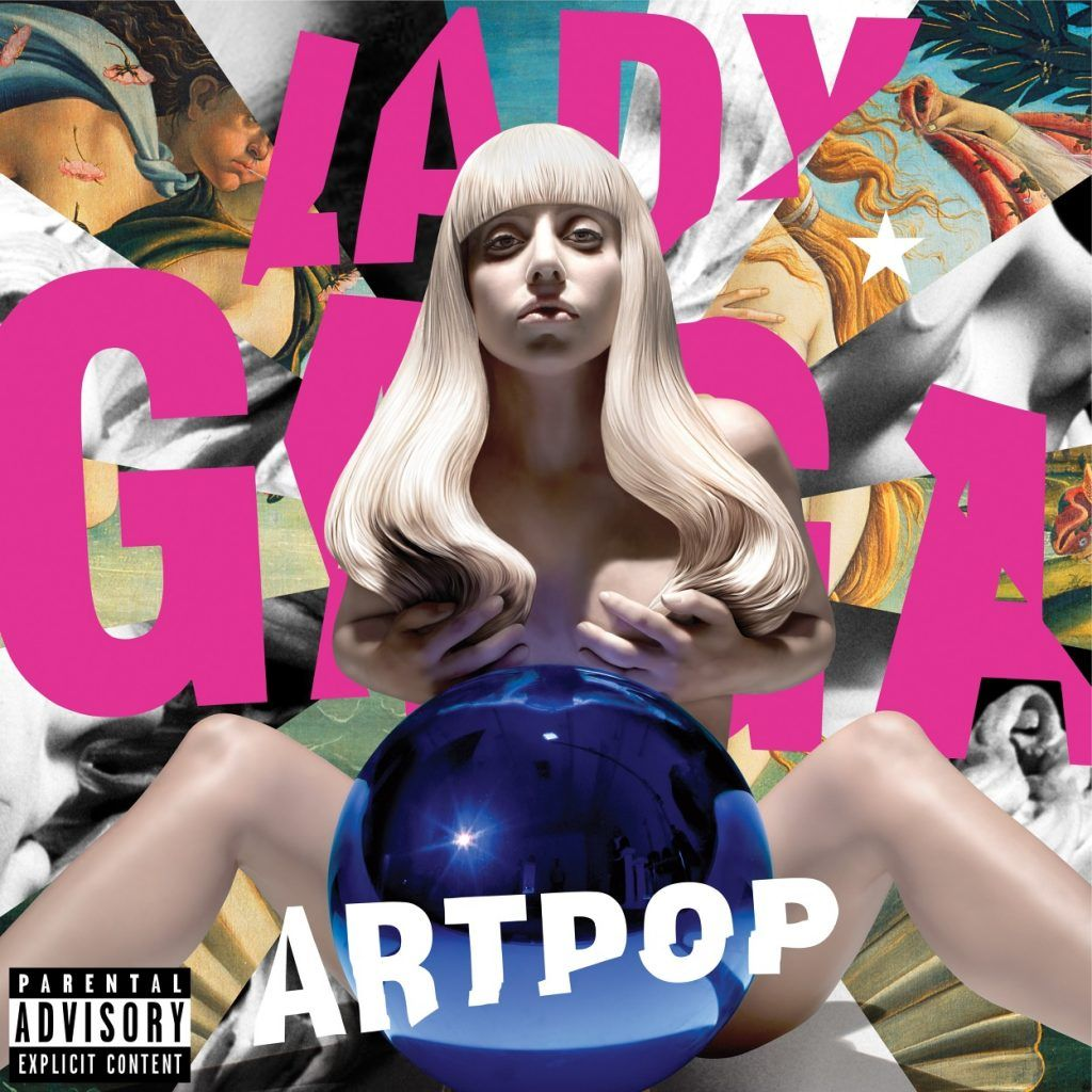 Capa do álbum ARTPOP