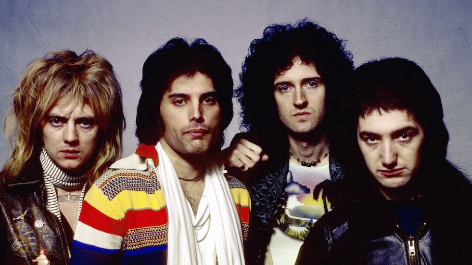 Queen, representantes dos anos 70 no Dia do Rock