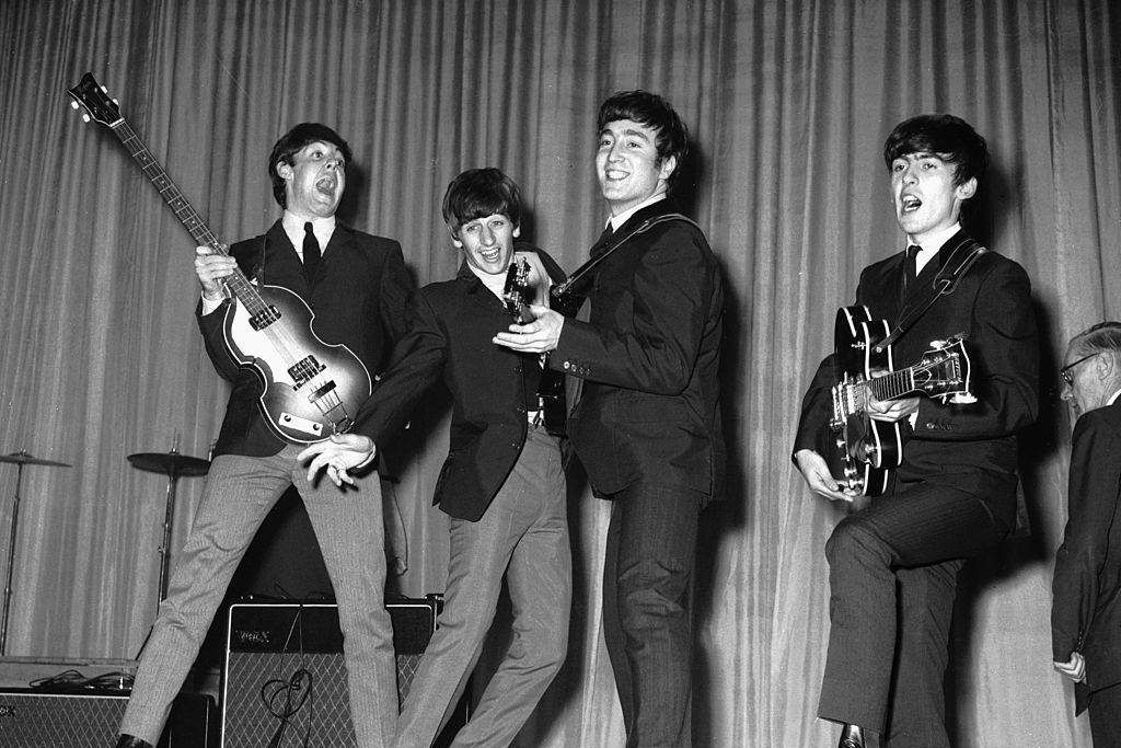 The Beatles, representantes dos anos 60 no Dia do Rock