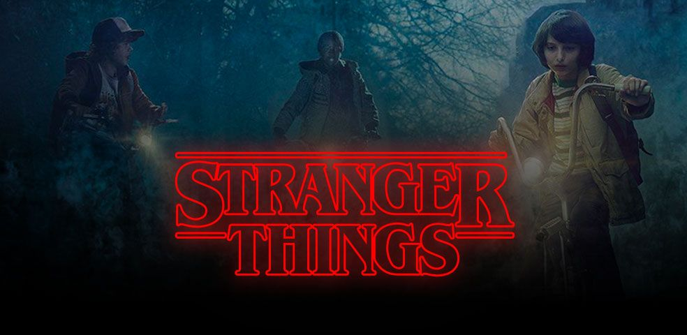 Trilha sonora de Stranger Things