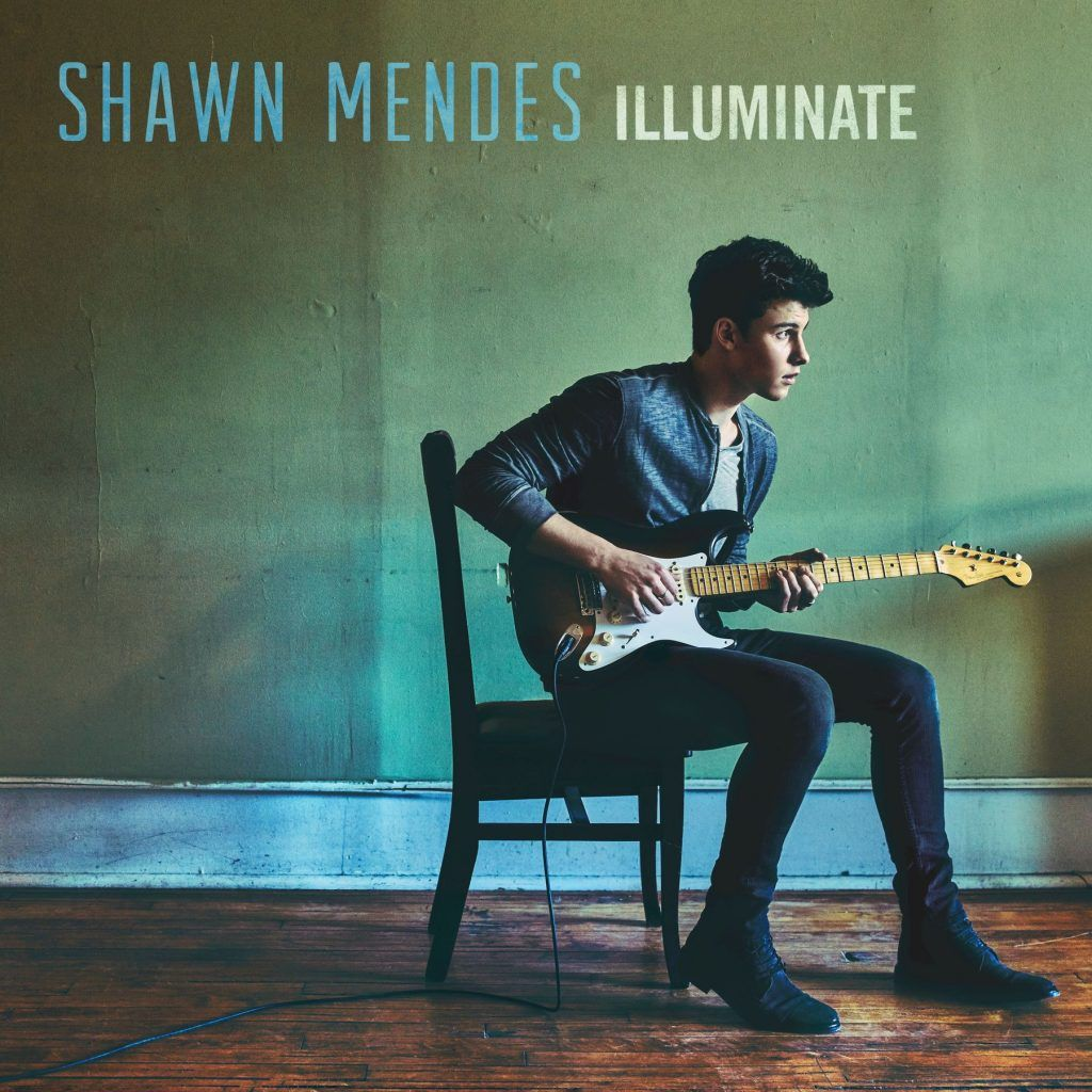 Capa do álbum Illuminate de Shawn Mendes
