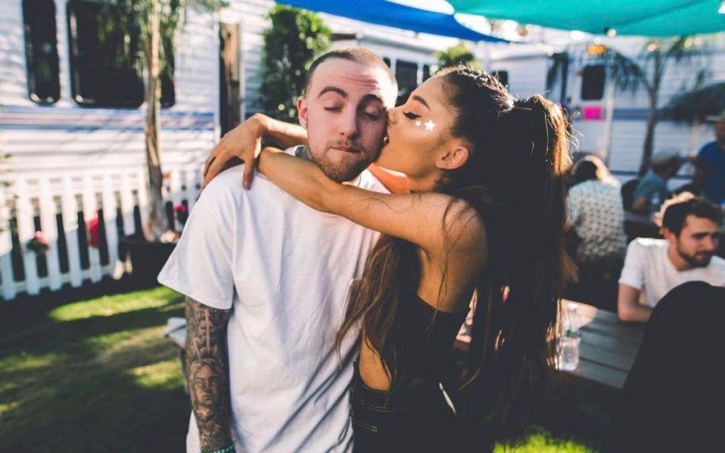Ariana Grande e Mac Miller