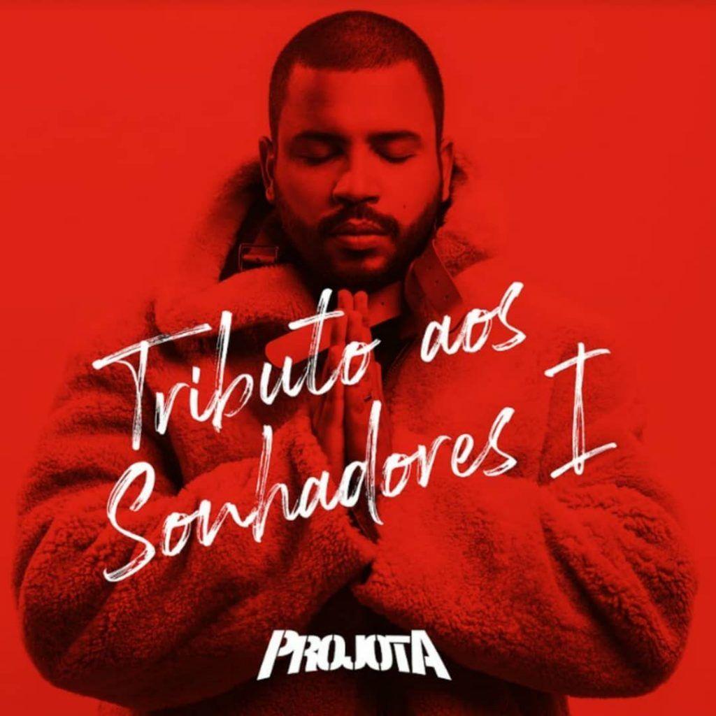 Capa do álbum Tributo Aos Sonhadores I, de Projota