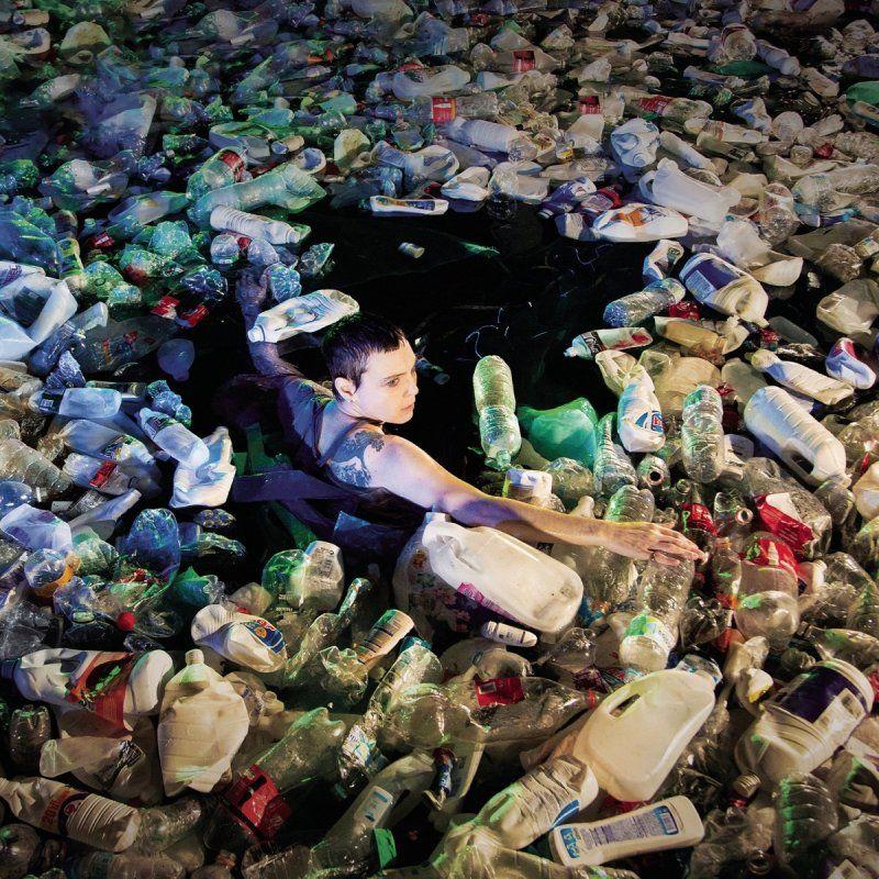 Capa do álbum Margem, de Adriana Calcanhotto