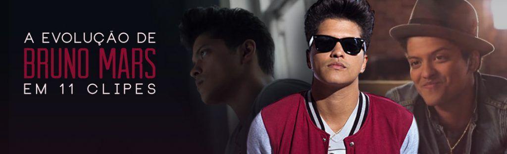 """Playlist """"A evolução de Bruno Mars"""""""