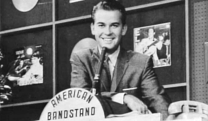 Programa American Bandstand, que estabeleceu o Dia do Rock nos Estados Unidos