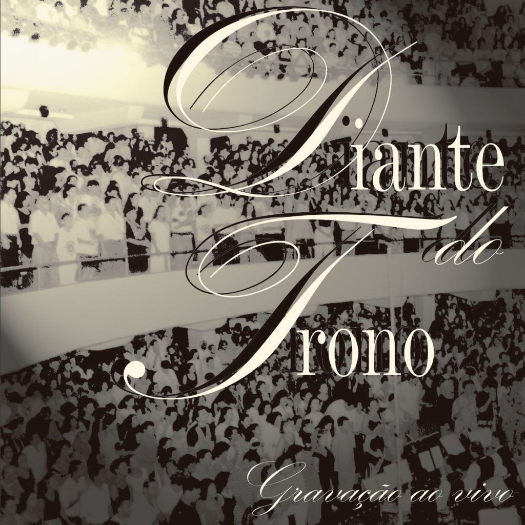 Capa do álbum Diante do Trono (Ao Vivo)