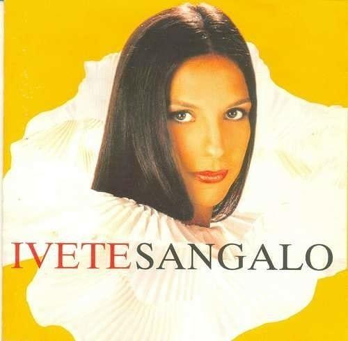 Capa do álbum Ivete Sangalo, de Ivete Sangalo