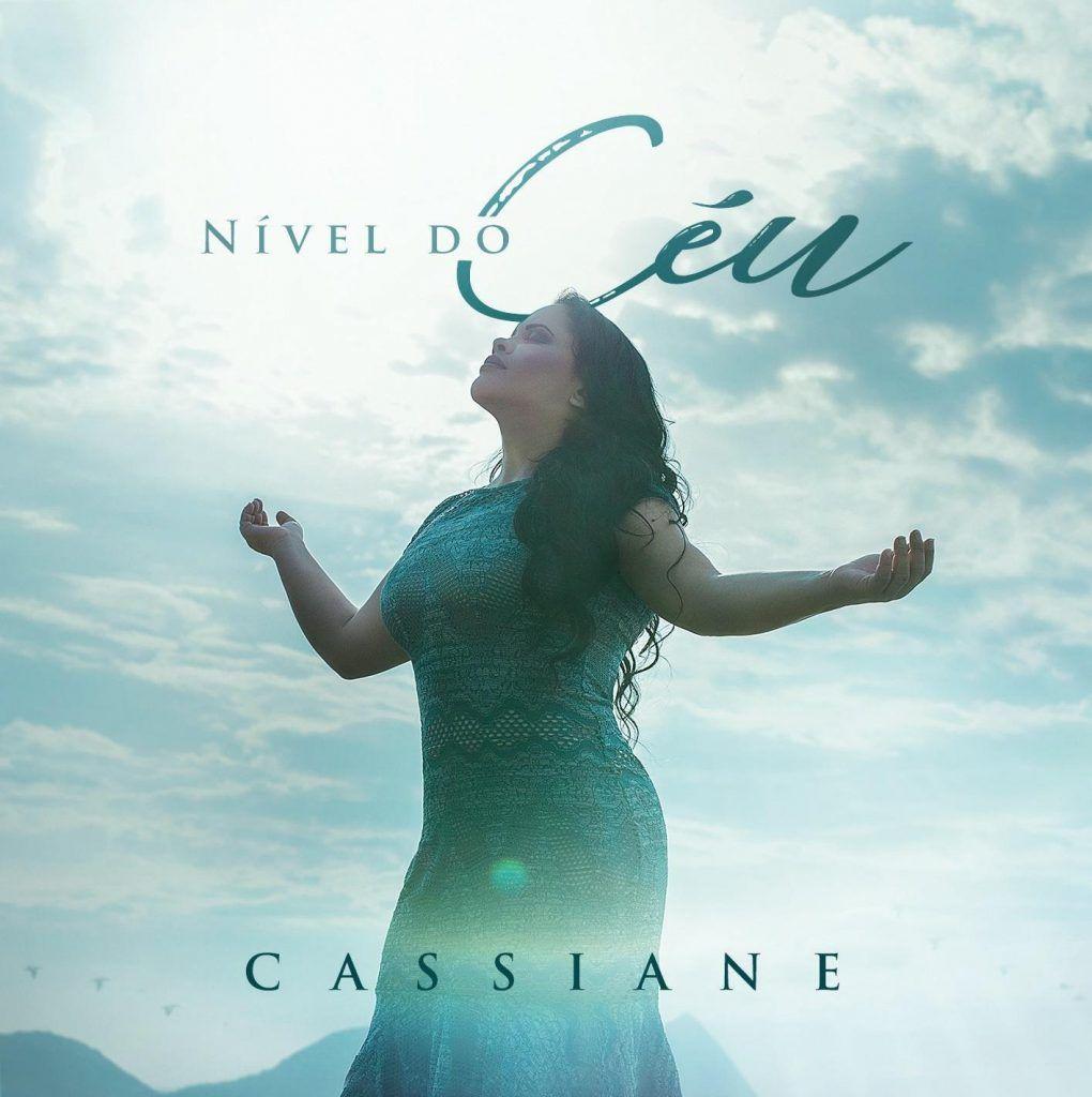 Capa do álbum Nível Do Céu, de Cassiane