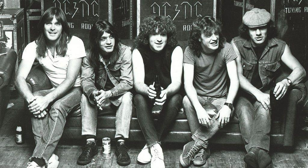 AC/DC, representantes dos anos 80 no Dia do Rock