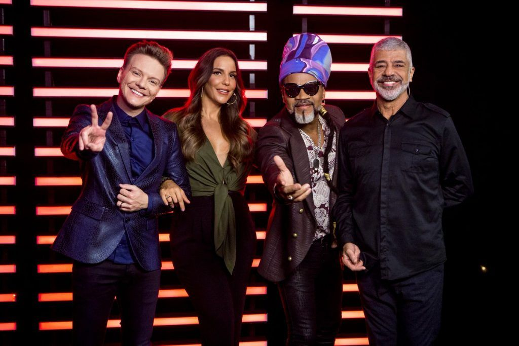 Ivete Sangalo no The Voice Brasil