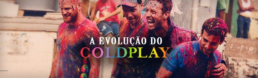 Playlist A Evolução do Coldplay
