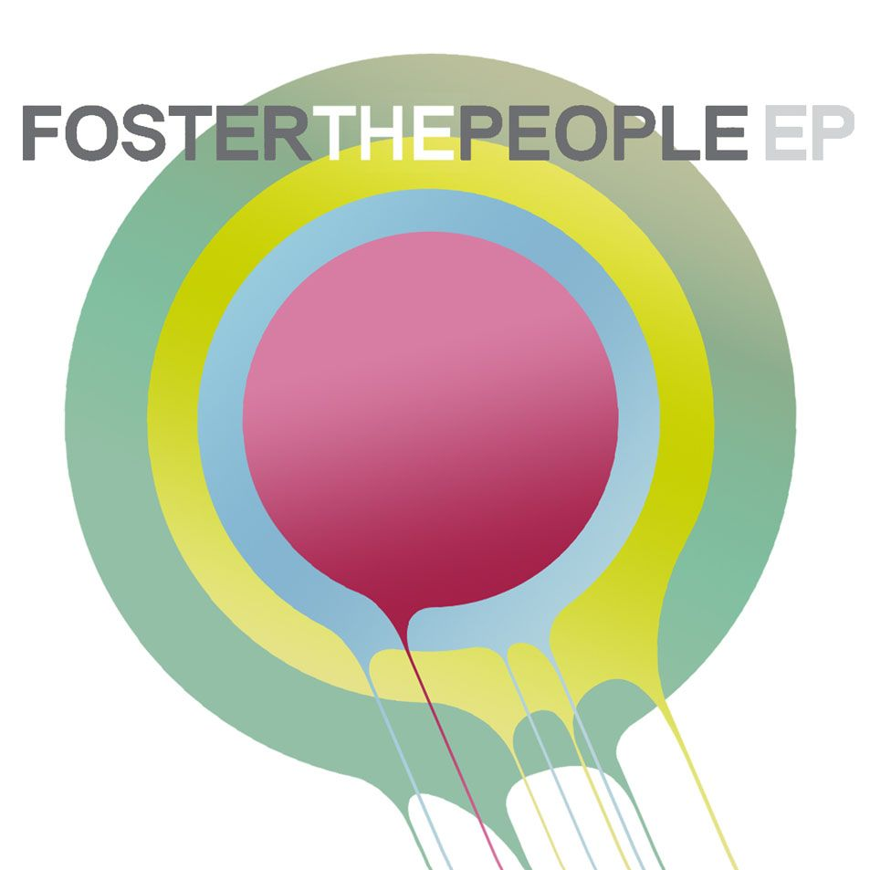 Capa do EP Foster The People