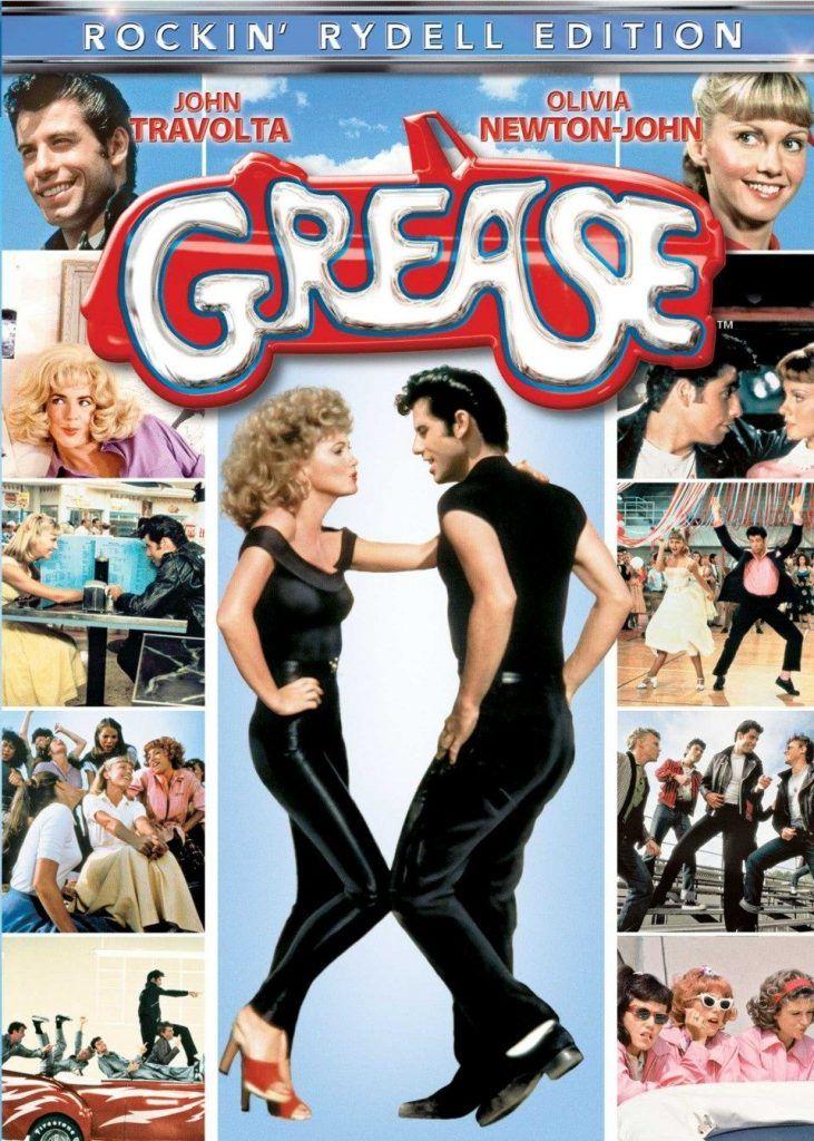 Grease: Nos Tempos da Brilhantina