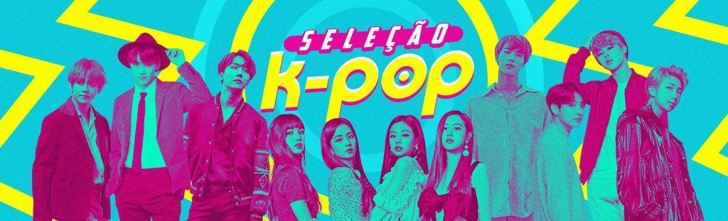 Playlist Seleção K-pop