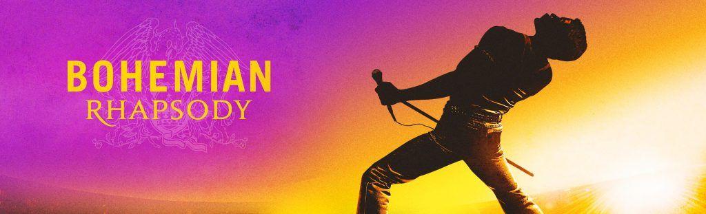 Playlist trilha sonora do filme Bohemian Rhapsody
