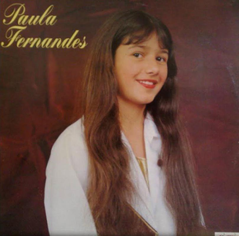 Primeiro álbum de Paula Fernandes, de 1993