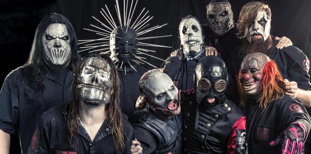 Banda de heavy metal Slipknot
