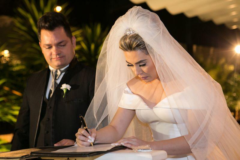 Casamento da cantora Naiara Azevedo