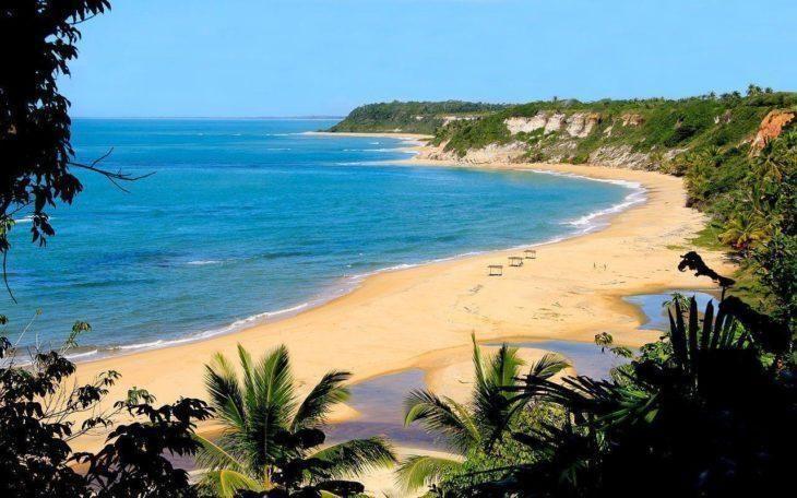 Praia Do Espelho, Bahia