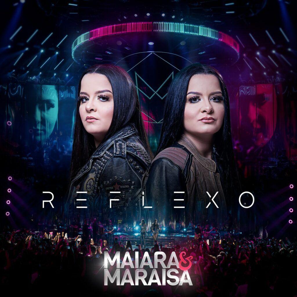 Capa do álbum Reflexo, de Maiara e Maraisa